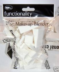 12 Packs of 15 x Make Up Blender Wedges